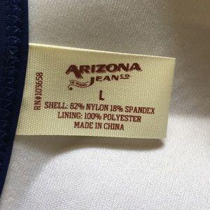 Arizona Jean Company Swim - Arizona Jean Co. Stars and Stripes Bikini Top NWOT
